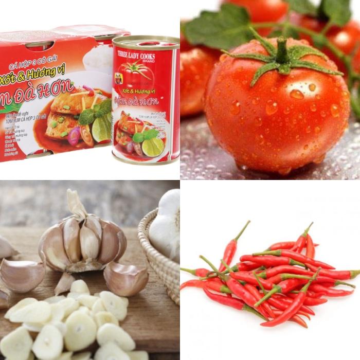 Cách nấu cá hộp sốt cà chua đậm đà hương vị; Cách nấu cá hộp với trứng; Cách nấu cá hộp kho; nấu cá hộp sốt cà; nấu cá hộp ngon; chế biến cá hộp và trứng.