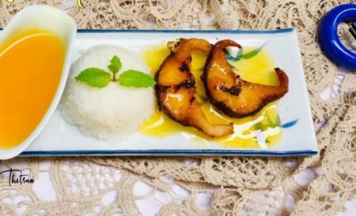 Cá quả kho nghệ; Cá quả nấu chuối; Cá qua rán; Cách nấu cá chuối om mẻ.