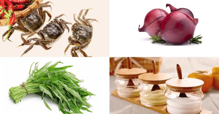 Cách nấu canh cua rau muống; Cách nấu canh cua; Cách nấu canh cua không bị tanh; Cách nấu canh cua mồng tơi; 100 món canh ngon.