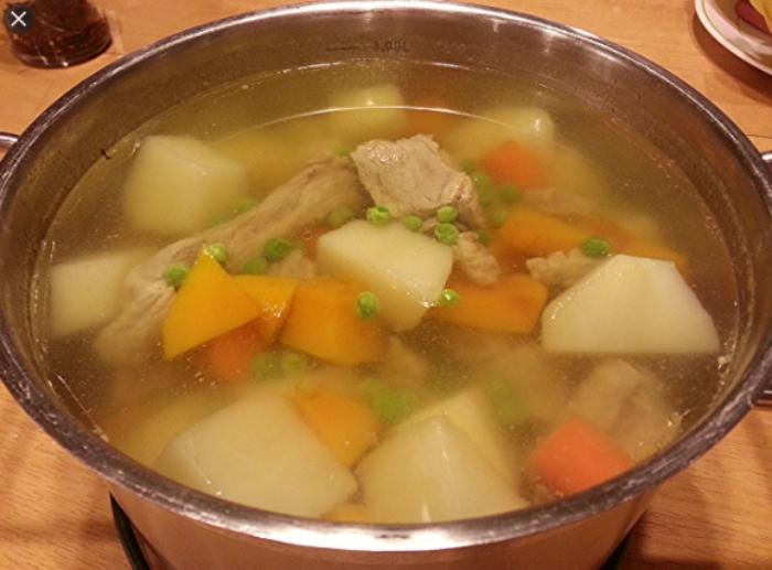 Cách nấu khoai tây với cà chua có độc không; Khoai kiêng nấu với gì; Cách nấu canh khoai tây không; thái nấu canh thế nào