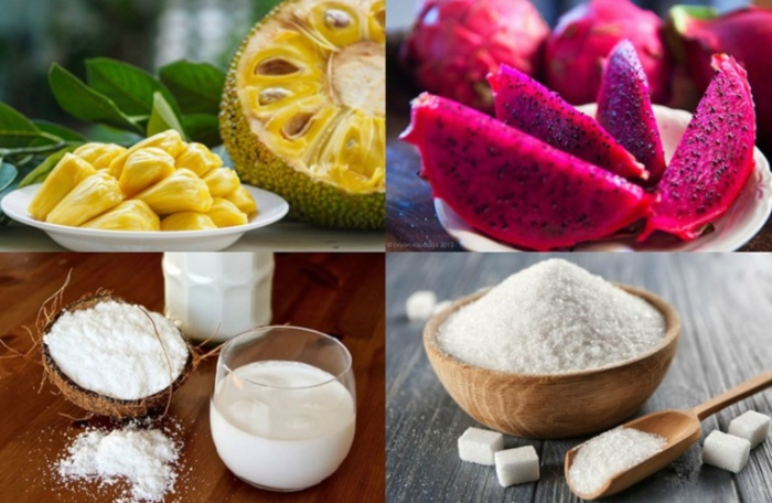 Cách nấu xôi mít thơm ngon đơn giản bằng nồi cơm điện; Cách làm xôi mít lá dứa cốt dừa; Cách làm xôi xoài; Cách làm xôi mít la dứa