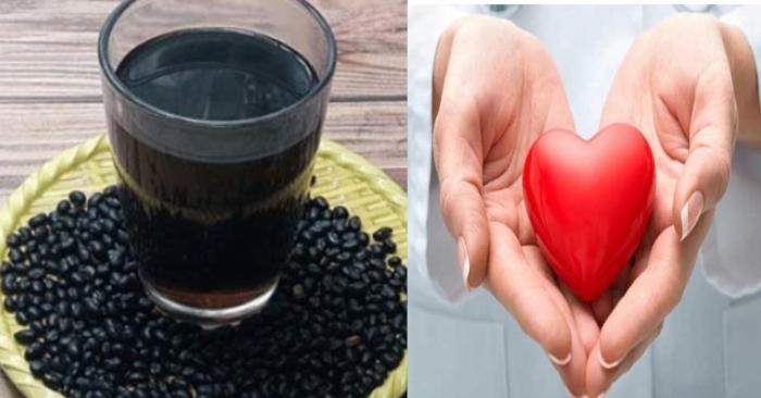 trẻ em ăn đỗ đen có tốt không; uống nước đỗ đen không dưỡng có tác dụng gì; cách nấu nước đậu đen; uống nước đậu đen rang đúng cách;