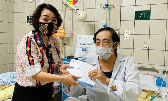 Quang Tèo: Nghe tin Giang 'còi' bị ung thư tôi rất thương...