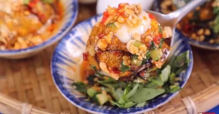 Cách làm hột vịt lộn nướng muối ớt Sài Gòn;