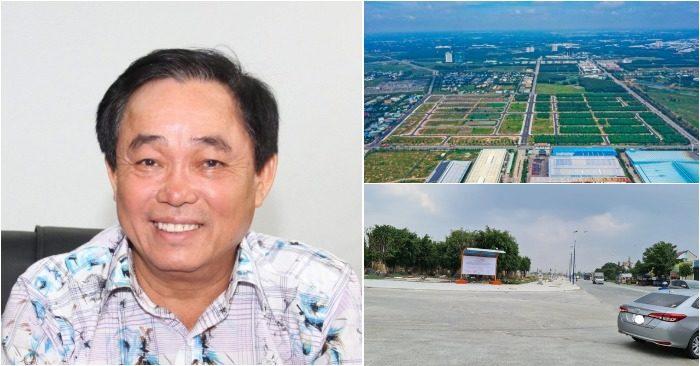 Ông Huỳnh Uy Dũng, tức Dũng lò vôi, muốn tặng 20.000m2 đất giá 500 tỷ vào quỹ chống Covid-19