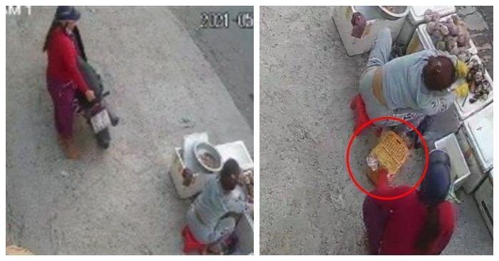 kẻ trộm năn nỉ nạn nhân để được trả lại tiền