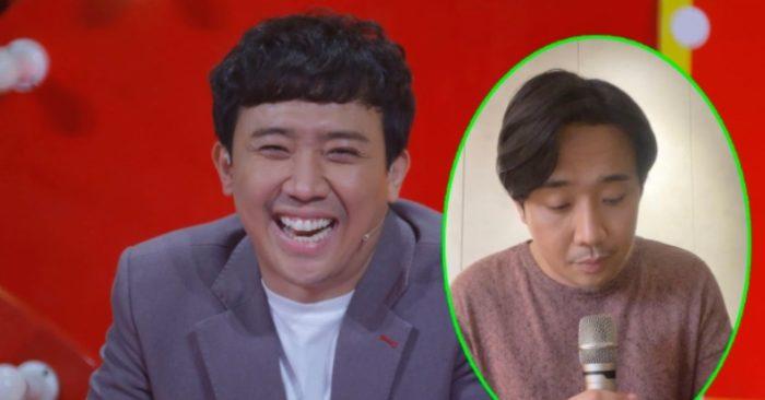Lý do danh hài Trấn Thành vắng mặt ở 'Thách thức danh hài' và 'Running Man'