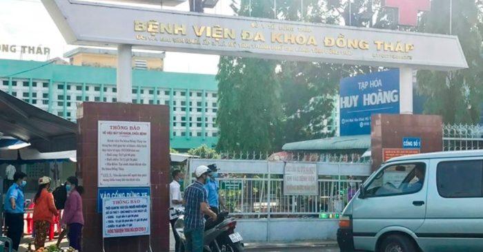 Một người nhập cảnh trái phép từ Campuchia về đã tử vong ở Đồng Tháp...