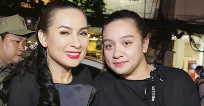 Phi Nhung và con gái Wendy Phạm