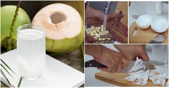 Nấu chè hạt sen không bị đục; Cách nấu chè hạt sen khô; Cách nấu chè hạt sen phổ tai; Cách nấu chè hạt sen táo đỏ; Tác hại của hạt sen.