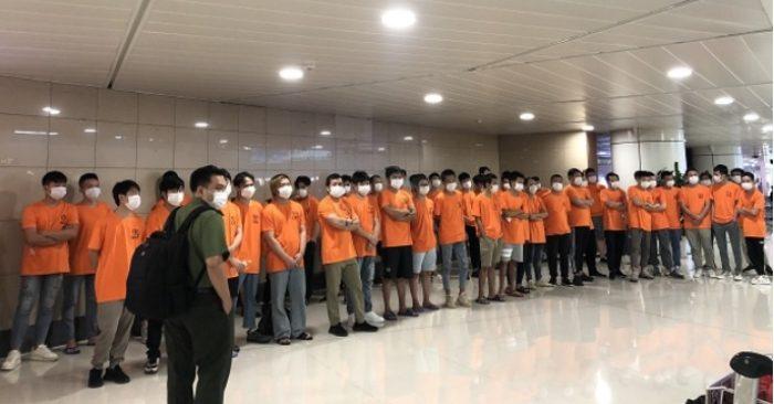 Trục xuất 52 người nước ngoài nhập cảnh trái phép tại TP.HCM