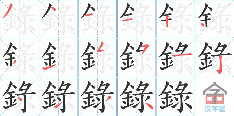 Học từ vựng tiếng Trung có trong sách Chuyển Pháp Luân - chữ lục; học tiếng trung; học tiếng trung; từ vựng tiếng trung; học tiếng trung cơ bản