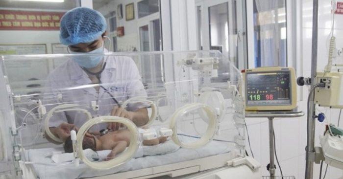 Ca hiếm gặp - Bé sơ sinh Quảng Ninh vừa chào đời đã bị sốc phản vệ