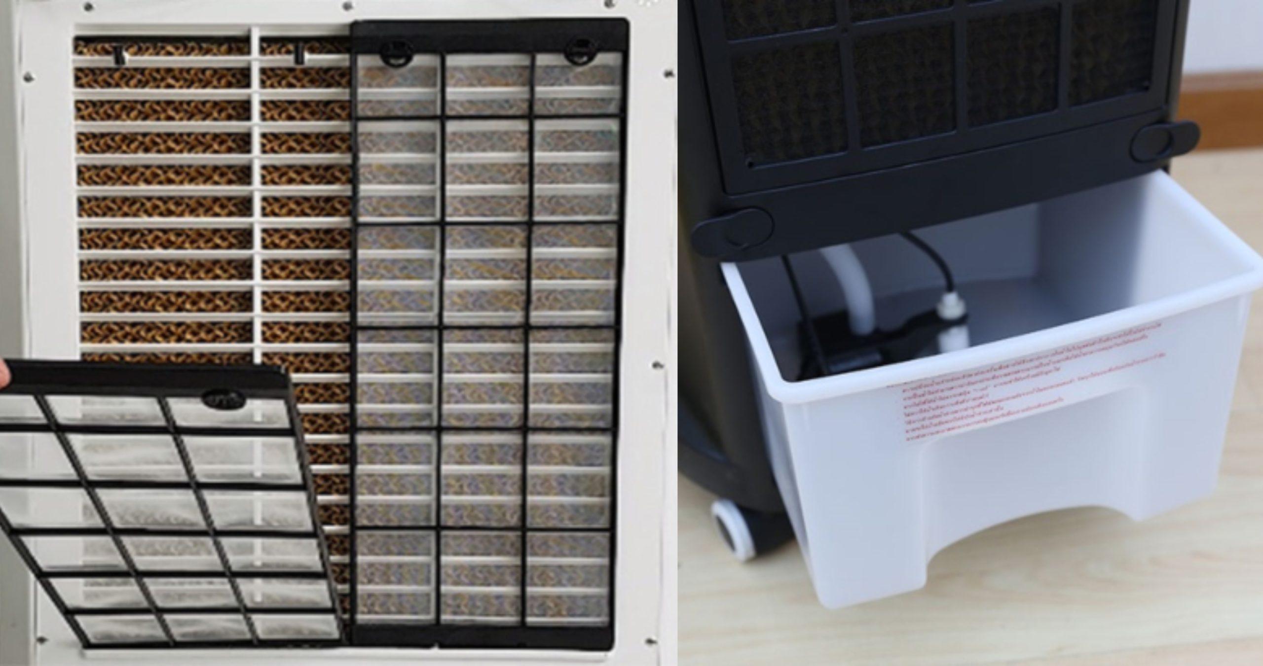 cách sử dụng quạt điều hòa; Cách sử dụng quạt điều hòa đúng cách và tiết kiệm điện; Cách sử dụng máy làm mát không khí; Cách sử dụng quạt điều hòa Midea.
