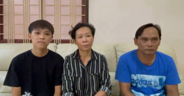 Bố mẹ Hồ Văn Cường lên tiếng: Nói chúng tôi đi ở đợ cho nhà Phi Nhung thì hơi quá lời
