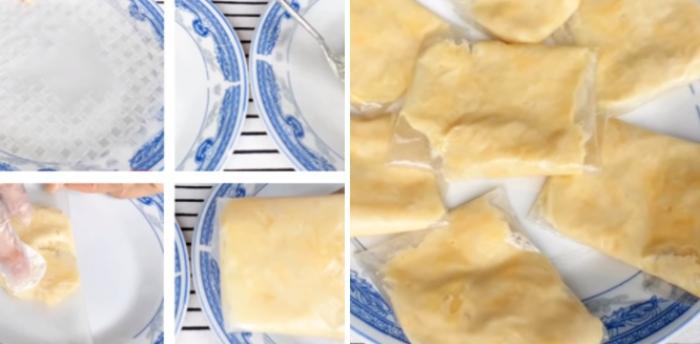 Cách làm bánh xếp chiên; Bánh kem sầu riêng; Cách làm bánh sâu từ bột nếp; Sầu riêng chiên giòn; pancake sầu riêng; Bánh nhân sầu riêng;