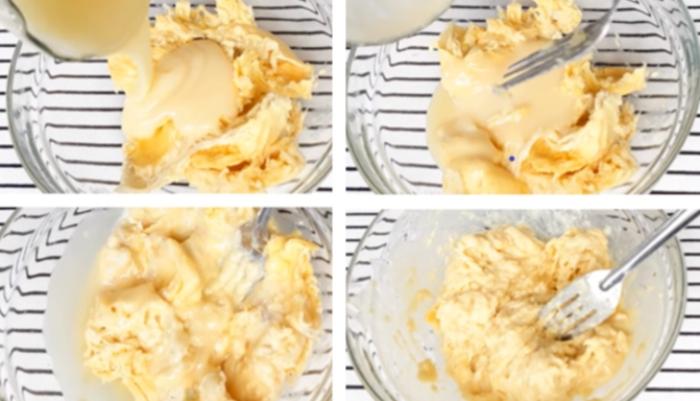 Bánh crepe sầu riêng; Cách làm bánh sầu riêng; Cách làm bánh tráng chiên; Bánh sầu riêng kem lạnh; Bánh sầu riêng chiên; Bột sầu riêng.