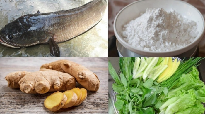 Cách làm cá lóc chiên xù giòn ngon đậm vị; Làm món cá lóc chiên xù ngon; Cá lóc chiên xù cuốn bánh tráng; Cá lóc tẩm bột chiên giòn;