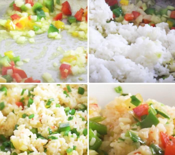 Cách làm cơm chiên cuộn trứng hàn quốc; Cách làm cơm cuộn sushi; Cách làm nước chấm cơm cuộn; Các loại cơm cuộn Hàn Quốc; Cách làm cơm cuộn không cần mành tre.