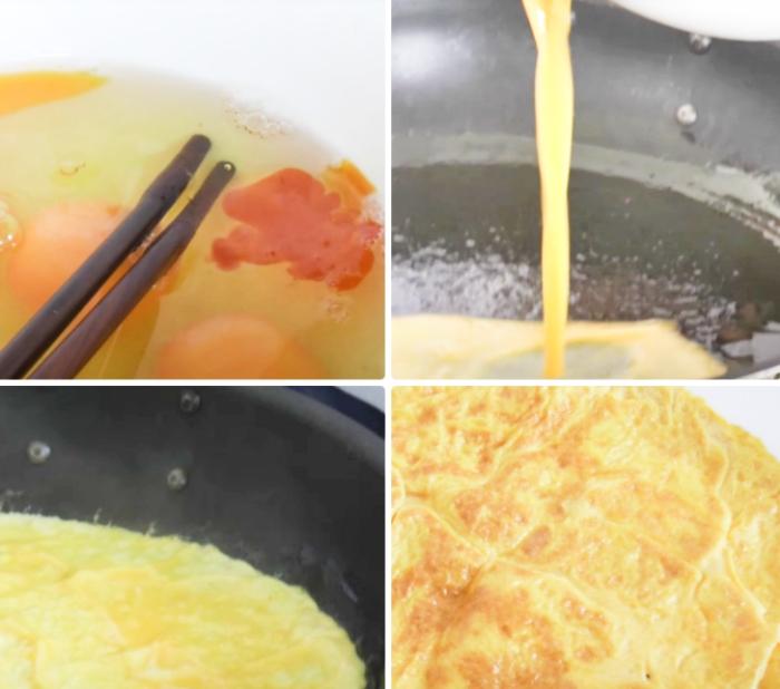 Cách làm cơm chiên cuộn trứng hàn quốc; làm cơm cuộn chiên; Nguyên liệu làm cơm cuộn; Cách làm cơm cuộn Nhật Bản; Cách làm cơm cuộn kim chi.