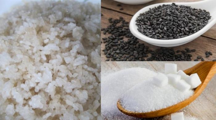 Cách làm cơm khô ngào đường giòn thơm đậm vị; Cách rang cơm ngon; Cách làm cơm rang giòn; cách làm me ngào đường; Cách làm say ngào đường;