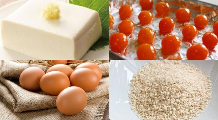 Cách làm đậu chiên trứng muối thơm ngon béo ngậy; Cách làm sốt trứng muối; Đậu hũ chiên giòn; Đậu chiên trứng muối; Cua rang trứng muối;