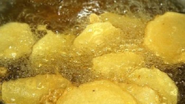 Cách làm khoai tây bơ tỏi; làm bánh khoai lang chiên; Cách làm khoai lang nghiền chiên; Cách làm khoai lang chiên bột gạo; Cách làm khoai lang chiên phồng.