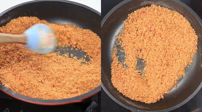 Cách làm muối ruốc thái; làm muối tôm hành phi; Cách làm muối tôm ăn bánh tráng; Cách làm muối con ruốc; Muối tôm Tây Ninh.