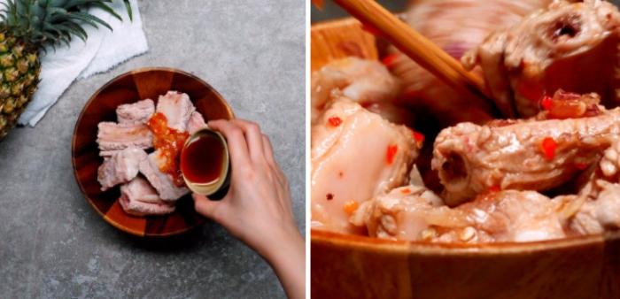 Cách làm sườn kho thơm chua ngọt; rim sườn cốt lết ngon; Sườn rim mặn ngọt đơn giản; Cách làm sườn kho tiêu; Sườn rim mật ong.