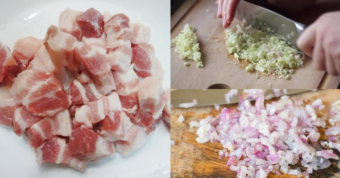 Cách làm thịt kho sả; rang sả cháy cạnh; Thịt kho sả trứng; Thịt kho sả ruốc; Cách làm thịt ba chỉ kho sả ớt.