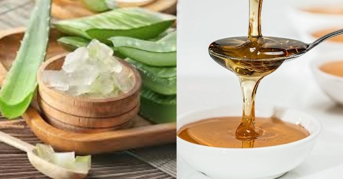 Mật ong giàu chất chống oxy hóa, các vitamin giúp làm mềm da, tăng độ ẩm; làm chậm lão hóa;  làm mờ sẹo và sắc tố giúp bật tông màu da
