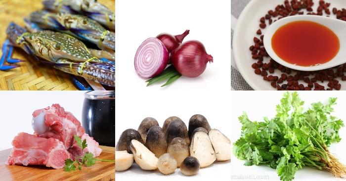 Cách nấu bánh canh ghẹ, làm thức ăn, tải, hay nhất, các món, sách, cong thuc nau an, coi nau an.