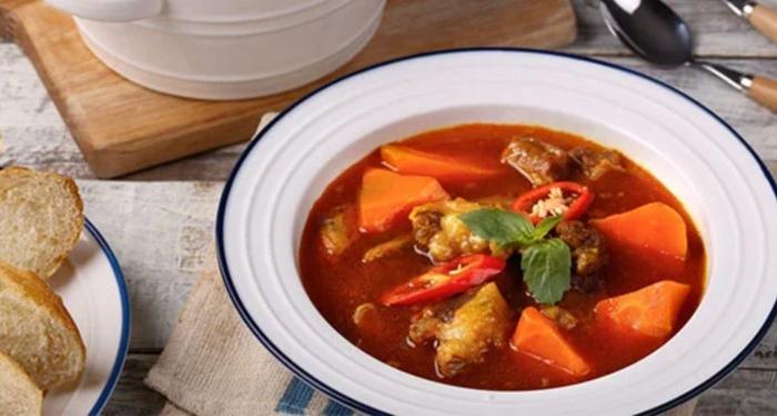 Cách nấu bò hầm cà rốt thơm ngon bổ dưỡng và dễ làm, công thức, dễ làm, cach lam, dễ làm, ngon.