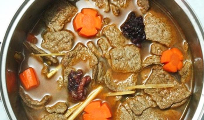 Cách làm bò kho tiêu; Nấu; Hủ tiếu; Công thức ngon; đầy đủ dinh dưỡng; mẹo chọn; bí quyết; lạ miệng;