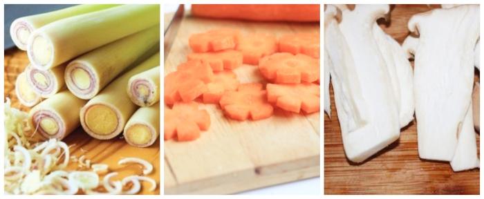 Hủ tiếu bò kho; Nấm chay; Cách kho đồ thập cẩm; món ngon mỗi ngày; hương vị thơm ngon; đậm vị;