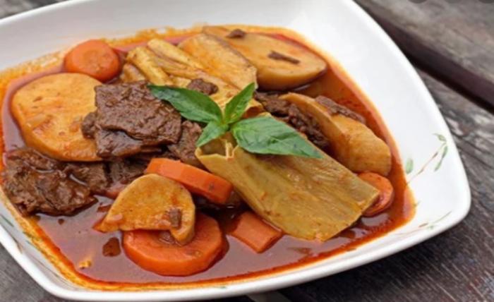 Cách nấu bò kho chay ngon với 3 bước đơn giản; Nấu chay; Món kho chay thập cẩm; Chế biến bò lát;