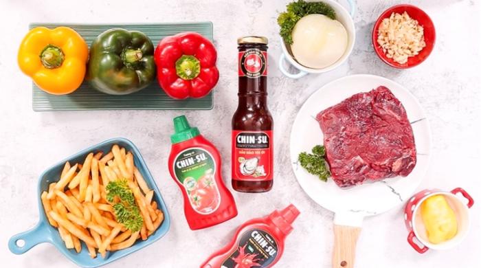 Cách nấu bò lúc lắc; ngon như nhà hàng; khoai tây; chua ngọt; cho bé; ớt chuông; kiểu Pháp; bò kho;