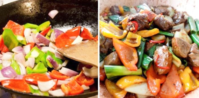 Cách ướp thịt bò; để được lâu không; ngon ko bị mềm dai; chuẩn vị; chiên khoai tây giòn rụm đậm đà;