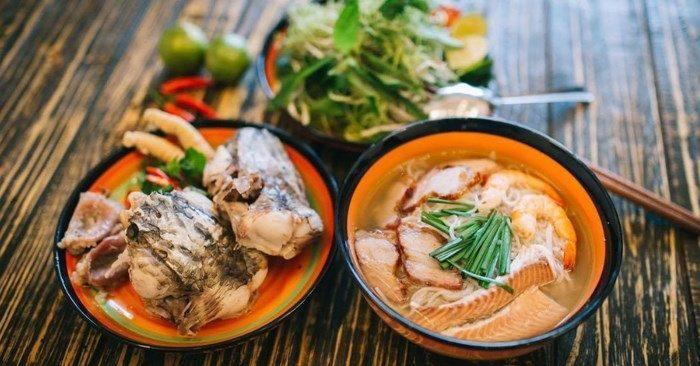 Cách nấu bún nước lèo Sóc Trăng - Trà Vinh chuẩn vị Miền Tây, bí quyết, mẹo chọn, nhà hàng, ngon.