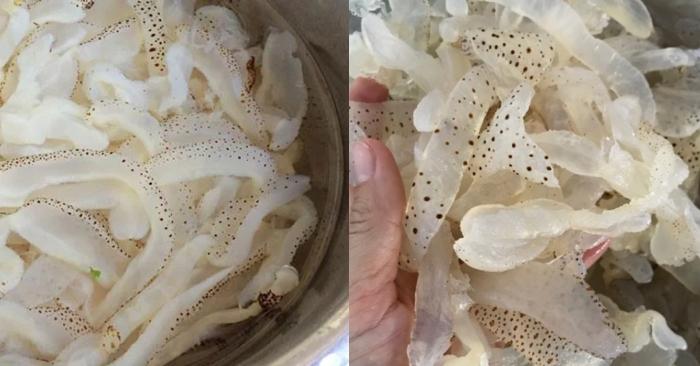 Cách nấu bún sứa cá thu; nấu bún cá thu Nha Trang; Bún sứa Quy Nhơn; Cách nấu bún sứa Quy Nhơn; Cách làm bún sứa mắm ruốc.