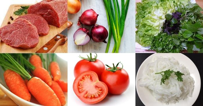 Cách nấu bún thịt nạc; Cách nấu nước bún thịt heo; Cách nấu bún thịt viên; Cách nấu bún thịt heo cà chua; Cách nấu bún đậu cà chua.