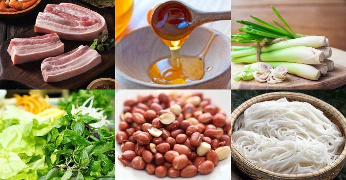 Cách nấu bún thịt nướng; Cách làm bún thịt nướng miền Nam; Cách làm nước lèo bún thịt nướng; Bún thịt nướng xiên que; Cách làm bún thịt nướng để bạn.