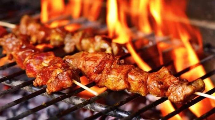 Cách nấu bún thịt nướng; liệu làm bún thịt nướng; Cách làm nước mắm bún thịt nướng; Bún thịt nướng xiên que; Cách làm bún bì, thịt nướng.