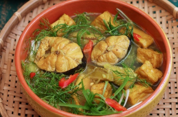 Cách nấu cá lăng om chuối đậu; kho chuối riềng; Cá biến kho chuối xanh; cá kho chuối xanh - món ngon dân dã; Cách làm cá quả kho chuối xanh.