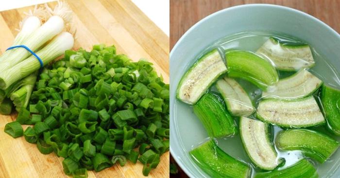 Cách nấu cá lăng om chuối đậu; lăng kho chuối xanh; Cách kho cá với chuối xanh; Cá kho chuối xanh riềng sả; Cá kho chuối xanh tương.