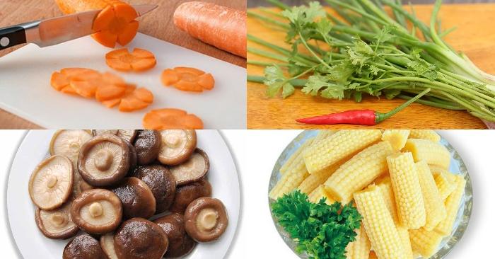 Sơ chế nguyên liệu cho món canh hạt sen; Cách nấu canh hạt sen rau củ; Cách nấu canh hạt sen móng giò; Canh gà hạt sen.