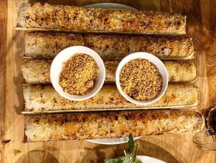 Cách nấu cơm lam; lam Tây Bắc; Cách làm cơm lam Hòa Bình; Cách làm cơm lam thịt nướng; Cách làm cơm lam gà nướng.