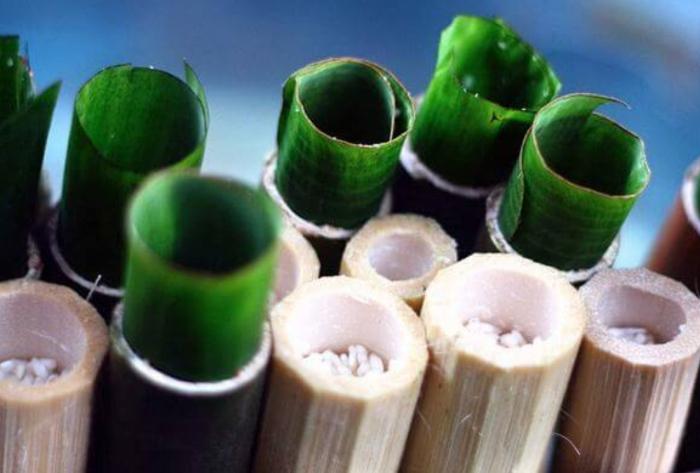 Cách nấu cơm lam; làm cơm lam không cần ống tre; Cách làm cơm lam thịt nướng; Nguyên liệu làm cơm lam; Cách bảo quản com lam.