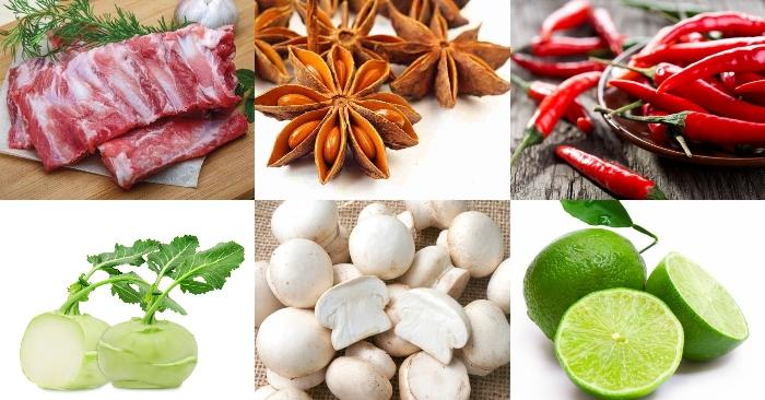 Cách nấu hủ tiếu sườn kho; Cách nấu hủ tiếu sườn của người Hoa; Cách nấu hủ tiếu sườn kho; Hủ tiếu sườn ngon nhất Sài Gòn; Cách nấu hủ tiếu sườn ngon nhất.