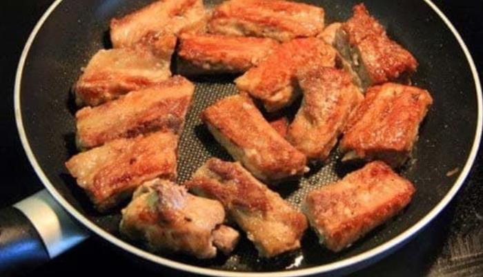 Cách nấu hủ tiếu sườn kho; tiếu sườn ngon nhất Sài Gòn; Mì Sườn Kho Nhật Tảo; Cách nấu hủ tiếu mì người Hoa; Cách nấu mì sườn bò.